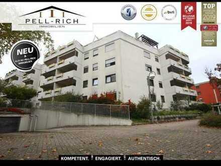 MIETTRAUM: EG-Mietwohnung mit Terrasse und TG-Stellplatz sucht Mieter!
