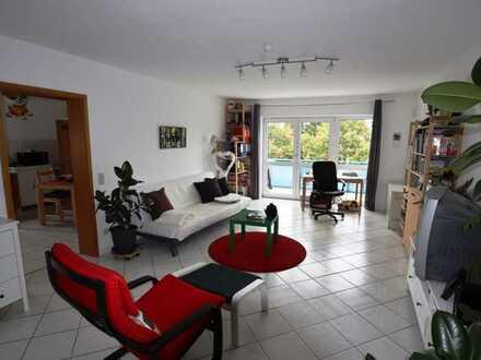 Tolle 2-Zimmer-Dachgeschosswohnung mit Garage in Rohrbach zu vermieten.
