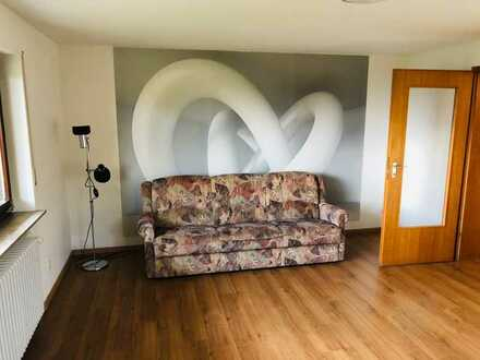 Gepflegte 1-Zimmer-Wohnung mit Einbauküche in Dornstetten-Hallwangen