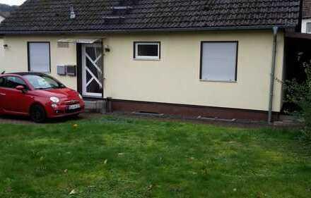 Preiswerte 4-Zimmer-EG-Wohnung mit Terrasse in Schlüchtern
