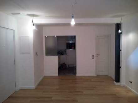 Erstbezug nach Sanierung mit EBK: stilvolle 1-Zimmer-Wohnung in Bad Nauheim