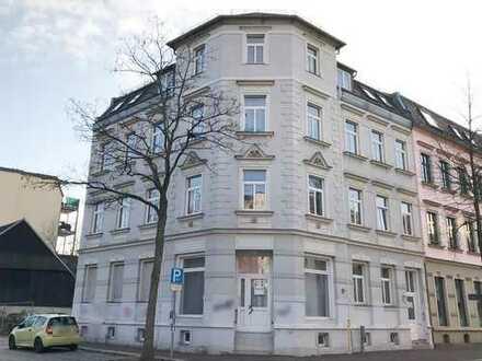 Zentrumsnahe 2-Raum-Whg. am Johannisbad/Schlobigpark, Kü. m. Fenster, auch für Selbstnutzer geeignet