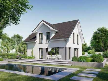 Lichtdurchflutetes 129 qm Einfamilienhaus