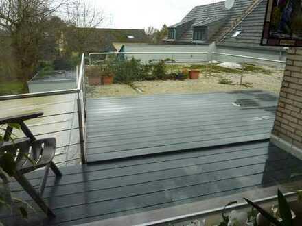 Gepflegte 2-Zimmer-Wohnung mit Dachterrasse in Kempen