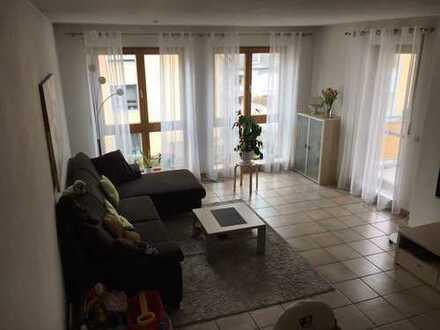 Mitten in Mering, schöne, ruhige 3,5-Zimmer Wohnung