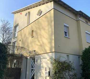 Neuwertiges Stadthaus am Quartier Vauban in unverbaubarer Ortsrandlage mit Fernsicht
