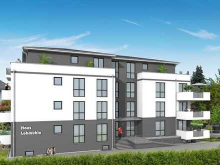 NEU * Haus Lohmühle * WE04 * ca. 99 qm im Erdgeschoss mit Terrasse und Tiefgarage, sonnige Südseite!