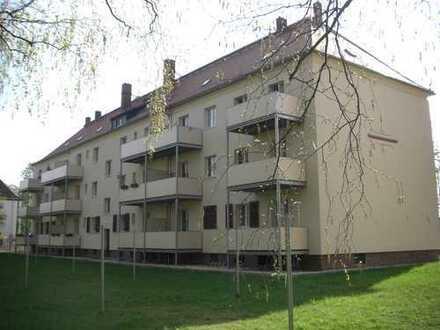 kleine, effizient geschnittene 2-R-Wohnung, ruhig und gut angebunden