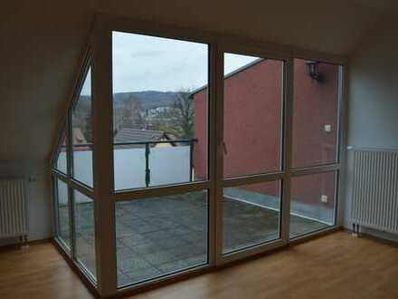 Dachgeschosswohnung mit Dachterrasse