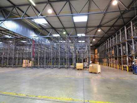 Bremerhaven, Logistikliegenschaft mit ca. 14.000 m² Hallenfläche