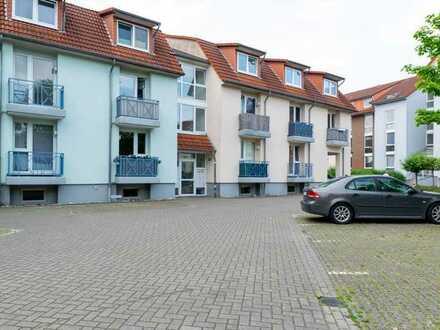Helle Singlewohnung mit Pantryküche in Kreyenbrück