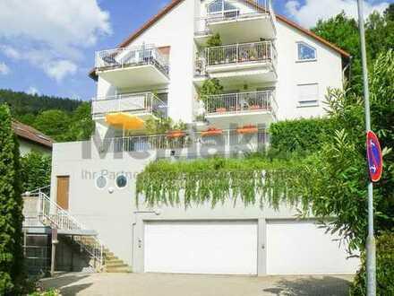 2-Zimmer-Eigentumswohnung in beliebter Kurstadt Bad Wildbad im Schwarzwald!