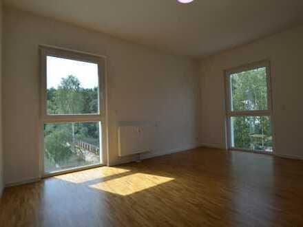 Niedliche 2-Zimmer-Wohnung *Einbauküche-Aufzug-Waldrandnähe*