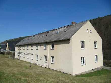 Mehrfamilienhaus mit 12 Wohneinheiten & 500 m² Wohnfläche in Drebach OT Scharfenstein Renditeobjekt