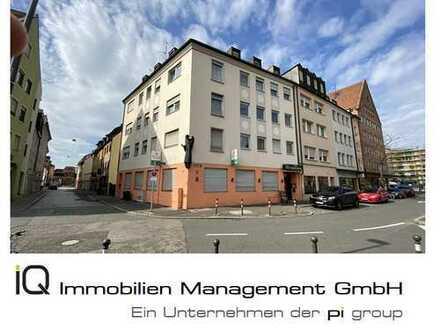 Wohn- und Geschäftshaus in zentraler Lage in der Nürnberger Innenstadt