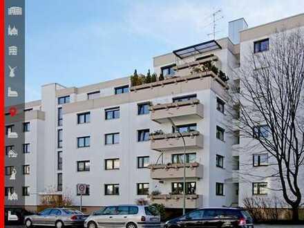 Großzügige 3-Zimmer-Maisonette-Wohnung mit Blick auf den Luitpoldpark
