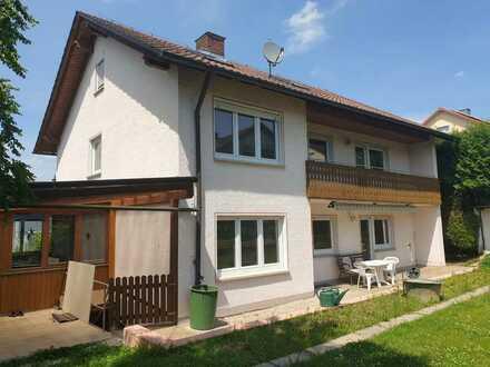 4 Zimmer Wohnung in Marktheidenfeld – ruhige Stadtlage – mit Garten - sofort frei