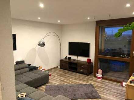 Schöne 3,5-Zimmer-Maisonette-Wohnung mit Aussicht ins Grüne