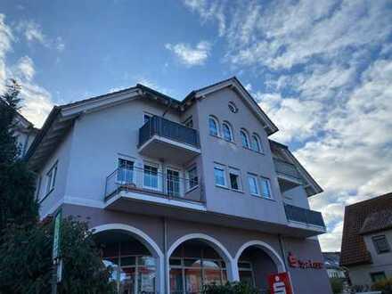 Gepflegte 2-Zimmer-Wohnung mit Balkon in Dobel