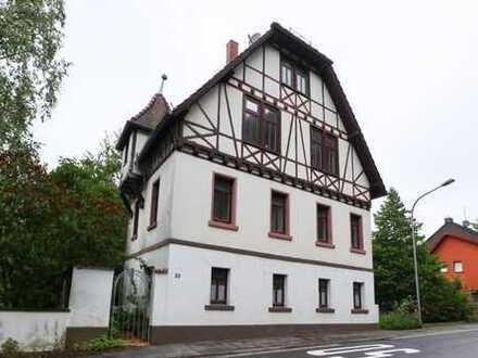 Mächtig viel Platz zum kleinen Preis im idyllischen Odenwald - Fachwerk - keine Käuferprovision