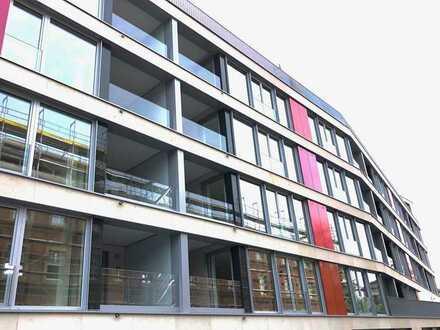 exklusive 3-Zimmer-Wohnung mit Balkon in Münster Moritzviertel