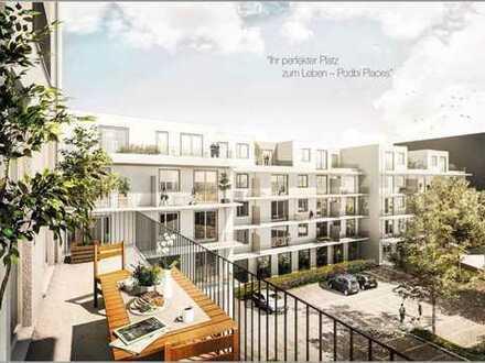 Erstbezug: Wunderschöne, geräumige 2-Zimmer-Wohnung in Hannover