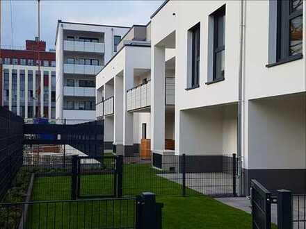 Exklusive 2-Zimmer-Wohnung mit Balkon und EBK im Zentrum von Darmstadt