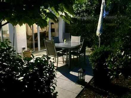 Kernsanierte Wohnung mit Garten XL-Terrasse und Einbauküche in Rüttenscheid