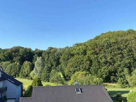 Geräumige helle Dachgeschoss - Altbauwohnung mit Einbauküche in Schöllkrippen/Schneppenbach