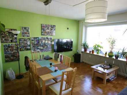 3 ZKB, Lechhausen in saniertem 8-Familienhaus