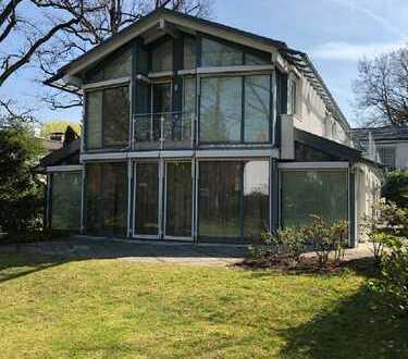Architekten-Reiheneckhaus in Bestlage von Alt-Solln