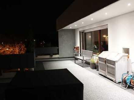 Absolutes Highlight - Kirchheim zentrumsnahe 3,5 Zimmer ETW mit 50m² Dachterrasse