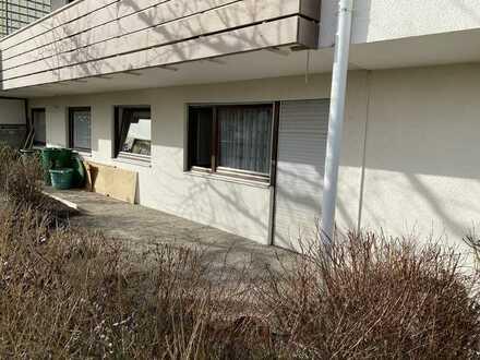 Modernisierte 3- Zimmer-Terrassenwohnung in Ebersbach (von PRIVAT)