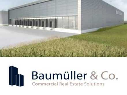 ca. 50.000 m² NEUBAU-Logistikfläche - TOP Lage / Nähe A3