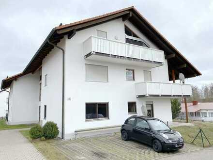 Schön geschnittene 2-ZKB-Garten-Wohnung in Pöttmes!
