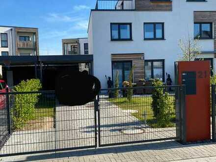 Nachmieter für Luxus Doppelhaushälfte im Rhein-Main-Gebiet, direkt am Wald gesucht