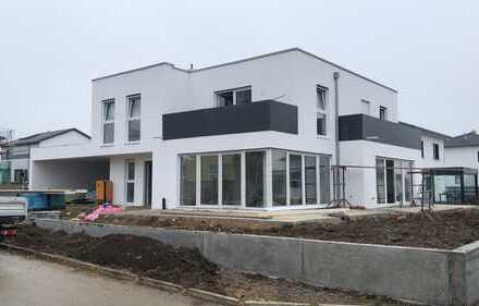 Modernes Einfamilienhaus mit kleiner Einliegerwohnung