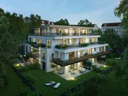 """LUXURY: EG Wohnung """"INEA"""" Neubau in der Innenstadt"""