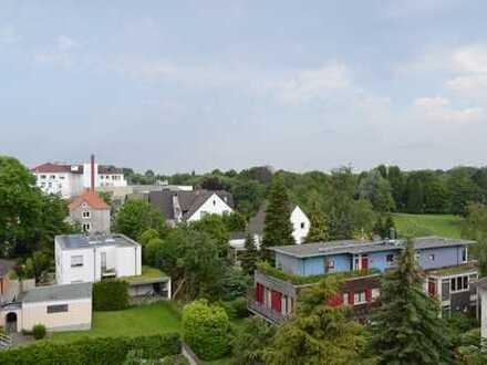 Innenstadtwohnung mit Tiefgaragen Stellplatz und Blick auf die Paderwiesen!