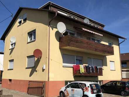 Freundliche 4-Zimmer-Wohnung mit Balkon in Hohberg
