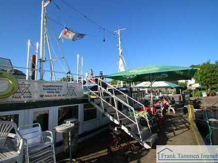 Restaurantkutter in bester Hafenlage an der Kieler Förde