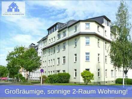 ** Großräumige, sonnige 2-Raum Wohnung im Dachgeschoss auf dem Kaßberg - einziehen & wohlfühlen!