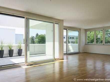 Exklusive Dachterrassenwohnung in München-Solln