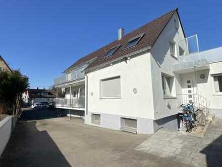 !!Kapitalanlage!!*,*kernsaniertes MFH*,*Garten, Terrassen/Balkone*, Garage