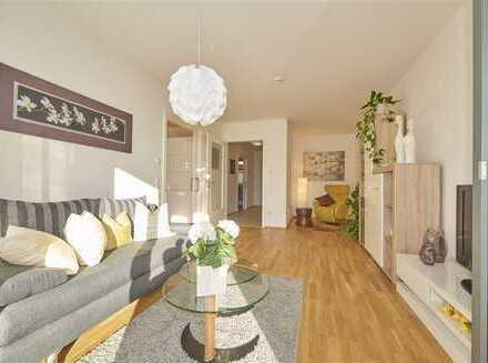 2-Zimmer-Wohnung im Betreuten Wohnen Aiterhofen *Erstbezug*