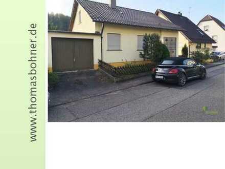 Kaufen statt Mieten.... Einfamilienhaus mit Potential!