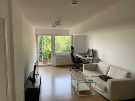 Schöne 2,5-Zimmer-Wohnung mit Balkon in Utting