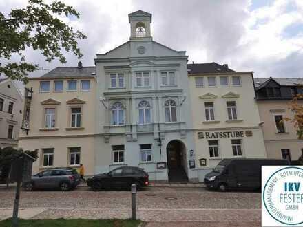 Hotel Ratskeller Eibenstock Erzgebirge gegen Gebot aus INSO