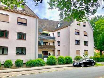 Woltmershausen! Sanierungsbedürftige 2 Zimmer-Eigentumswohnung in gesuchter Wohnlage!