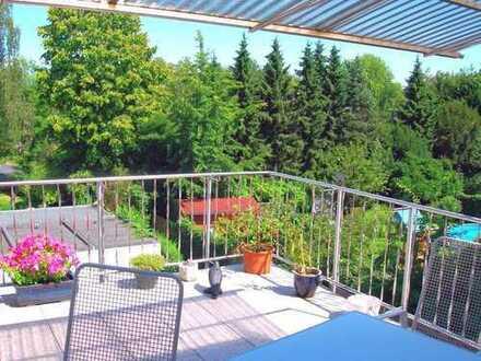 Einzugsbereite ca. 123m² Wohnung mit 2 Balkonen in der Heisinger Straße zum 01.05.2019 frei